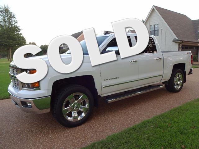 2015 Chevrolet Silverado 1500 LTZ Z71 4X4 | Marion, Arkansas | King Motor Company