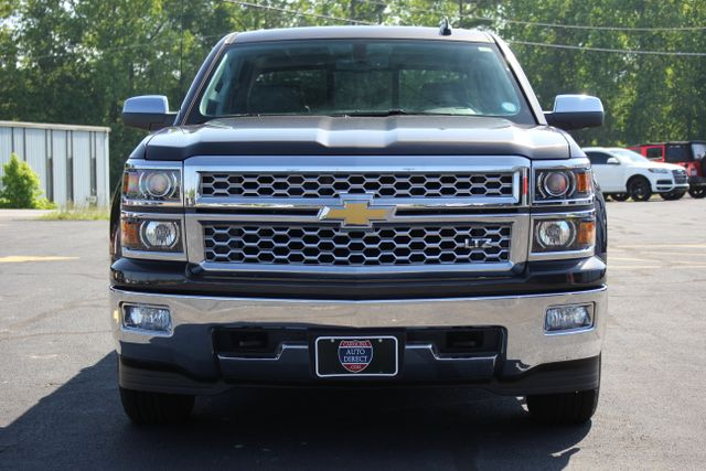 2015 Chevrolet Silverado 1500 LTZ Crew Cab 4x4 - SUNROOF - HEATED LEATHER! Mooresville , NC 1