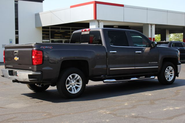 2015 Chevrolet Silverado 1500 LTZ Crew Cab 4x4 - SUNROOF - HEATED LEATHER! Mooresville , NC 7