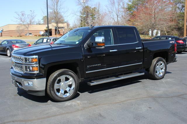 2015 Chevrolet Silverado 1500 LTZ PLUS Crew Cab 4x4 - NAVIGATION - 6.2L V8! Mooresville , NC 19