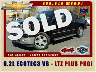 2015 Chevrolet Silverado 1500 LTZ PLUS Crew Cab 4x4 - NAVIGATION - 6.2L V8! Mooresville , NC