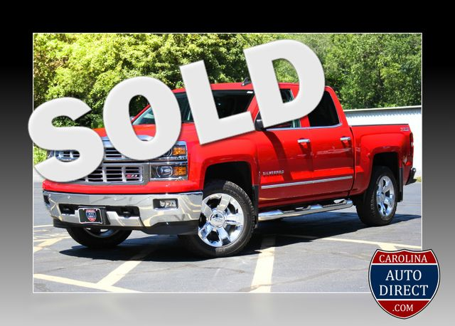 2015 Chevrolet Silverado 1500 LTZ 4x4 - HEATED/COOLED LEATHER Mooresville , NC 0