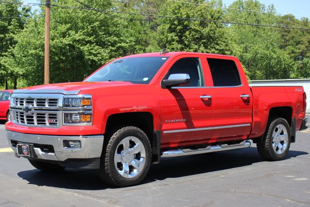 2015 Chevrolet Silverado 1500 LTZ 4x4 - HEATED/COOLED LEATHER Mooresville , NC 2