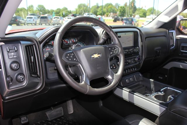 2015 Chevrolet Silverado 1500 LTZ 4x4 - HEATED/COOLED LEATHER Mooresville , NC 21