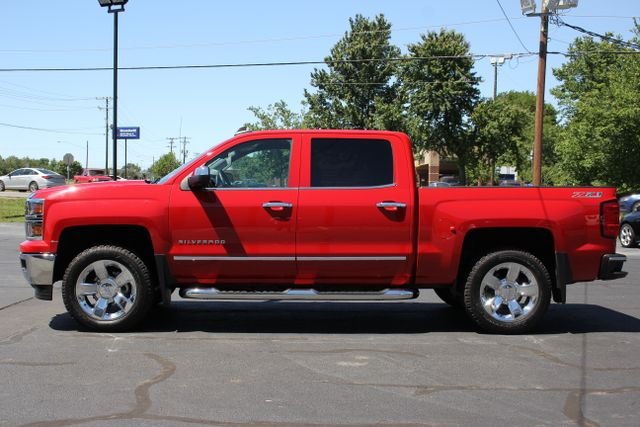 2015 Chevrolet Silverado 1500 LTZ 4x4 - HEATED/COOLED LEATHER Mooresville , NC 3