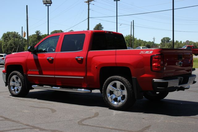 2015 Chevrolet Silverado 1500 LTZ 4x4 - HEATED/COOLED LEATHER Mooresville , NC 4