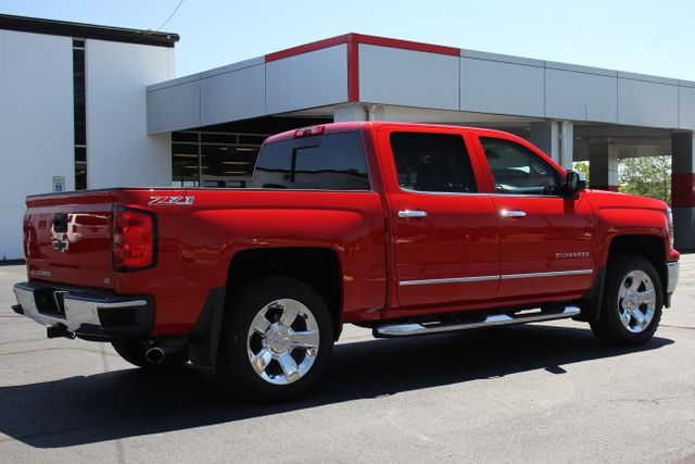 2015 Chevrolet Silverado 1500 LTZ 4x4 - HEATED/COOLED LEATHER Mooresville , NC 6