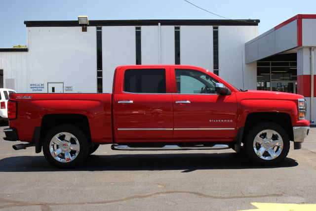 2015 Chevrolet Silverado 1500 LTZ 4x4 - HEATED/COOLED LEATHER Mooresville , NC 7