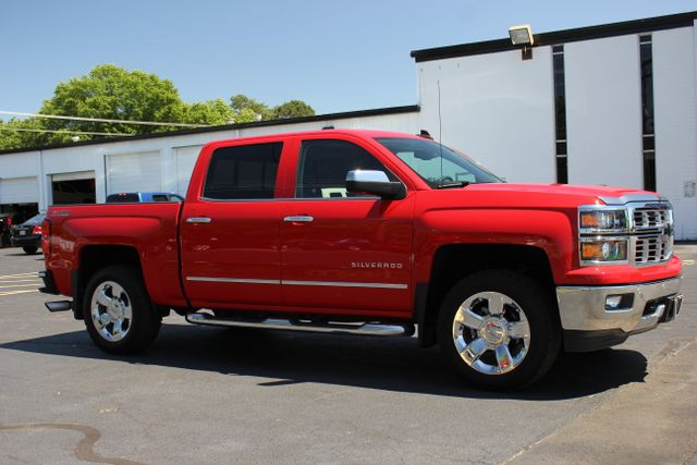 2015 Chevrolet Silverado 1500 LTZ 4x4 - HEATED/COOLED LEATHER Mooresville , NC 8