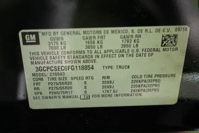 2015 Chevrolet Silverado 1500 LTZ SPORT EDITION Crew Cab RWD - LIFTED! Mooresville , NC 49