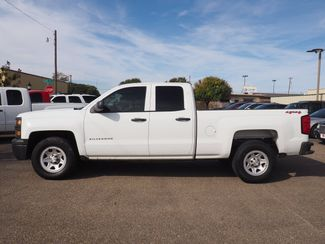 2015 Chevrolet Silverado 1500 Work Truck Pampa, Texas 1