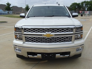2015 Chevrolet Silverado 1500 LTZ Richardson, Texas 2