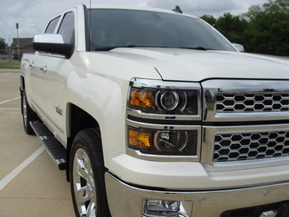2015 Chevrolet Silverado 1500 LTZ Richardson, Texas 10