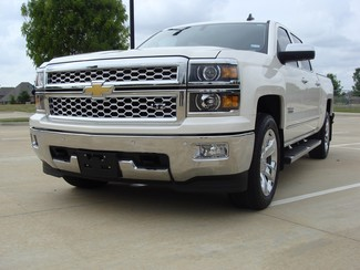 2015 Chevrolet Silverado 1500 LTZ Richardson, Texas 5