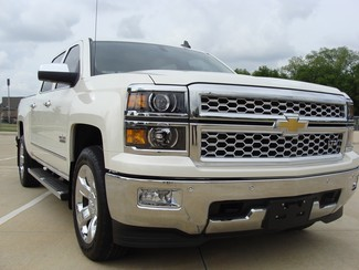 2015 Chevrolet Silverado 1500 LTZ Richardson, Texas 6