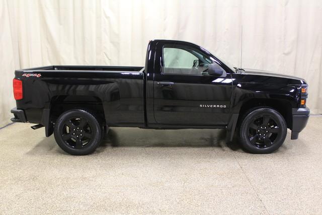 2015 Chevrolet Silverado 1500 Work Truck Roscoe, Illinois 1