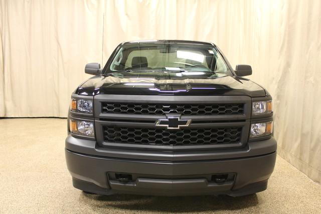 2015 Chevrolet Silverado 1500 Work Truck Roscoe, Illinois 4