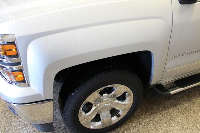 2015 Chevrolet Silverado 1500 LTZ Roscoe, Illinois 4