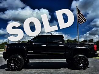 2015 Chevrolet Silverado 1500 CUSTOM HIGH COUNTRY LIFTED 4X4 CREWCAB Tampa, Florida