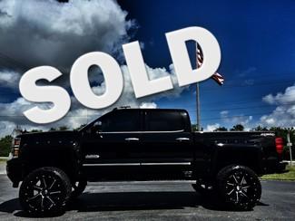 2015 Chevrolet Silverado 1500 CUSTOM LIFTED HIGH COUNTRY 4X4 CREWCAB Tampa, Florida