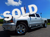 2015 Chevrolet Silverado 1500 LTZ CREWCAB V8 NAV LEATHER Tampa, Florida