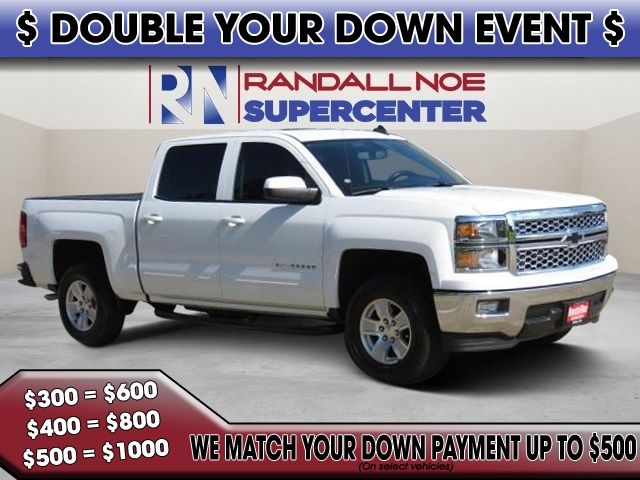 2015 Chevrolet Silverado 1500 LT | Randall Noe Super Center in Tyler TX