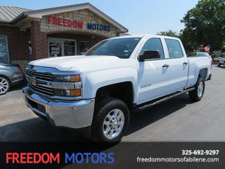 2015 Chevrolet Silverado 2500 in Abilene Texas