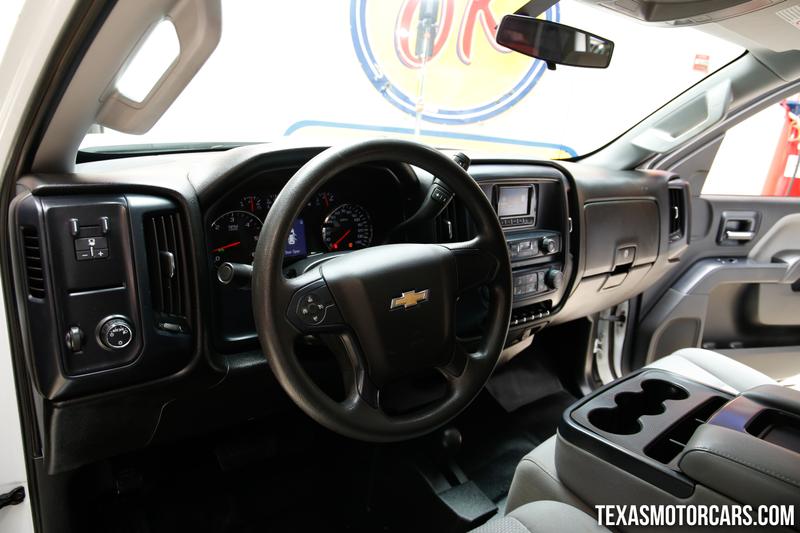 2015 Chevrolet Silverado 2500HD Built After Aug 14 Work Truck  in Addison, Texas