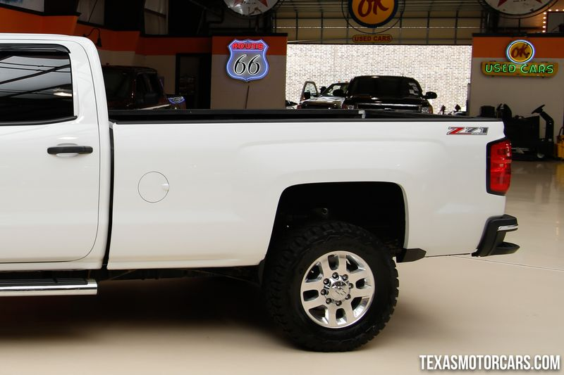 2015 Chevrolet Silverado 2500HD Built After Aug 14 LT  in Addison, Texas