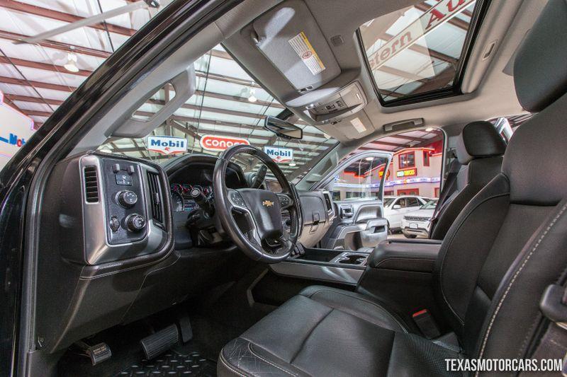2015 Chevrolet Silverado 2500HD Built After Aug 14 LTZ 4X4  in Addison, Texas