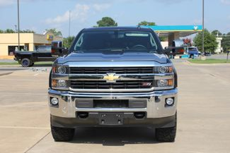 2015 Chevrolet Silverado 2500HD Built After Aug 14 LTZ 6.6 DURAMAX DIESEL  Z71 Conway, Arkansas 10