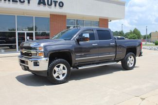 2015 Chevrolet Silverado 2500HD Built After Aug 14 LTZ 6.6 DURAMAX DIESEL  Z71 Conway, Arkansas 1