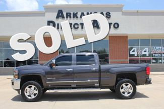 2015 Chevrolet Silverado 2500HD Built After Aug 14 LTZ 6.6 DURAMAX DIESEL  Z71 Conway, Arkansas