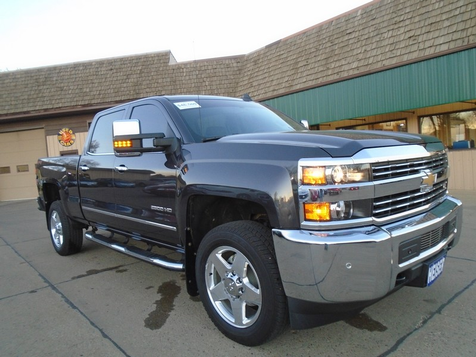 2015 Chevrolet Silverado 2500HD  LTZ in Dickinson, ND