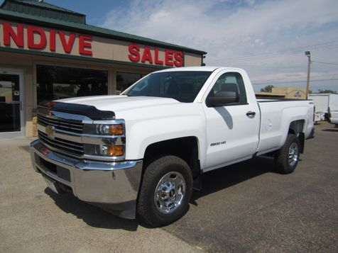 2015 Chevrolet Silverado 2500HD Built After Aug 14 Work Truck in Glendive, MT