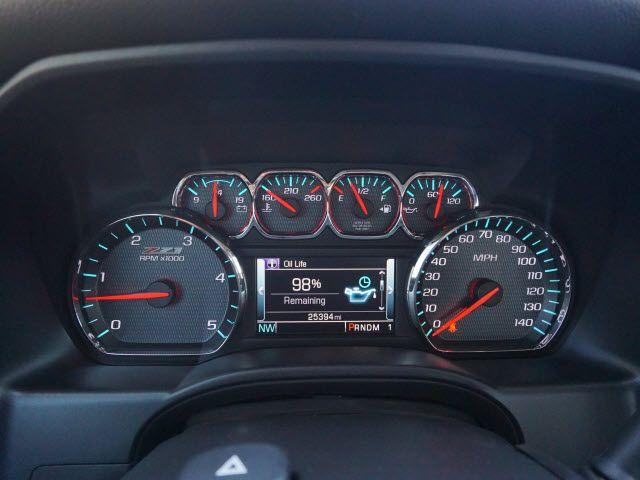 2015 Chevrolet Silverado 2500HD Built After Aug 14 LTZ Harrison, Arkansas 10