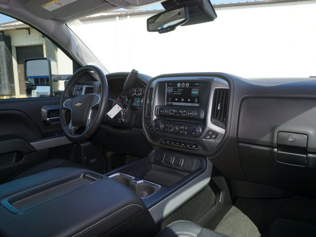 2015 Chevrolet Silverado 2500HD Built After Aug 14 LTZ Harrison, Arkansas 7