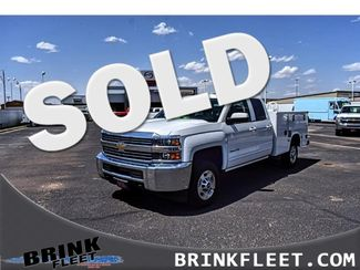 2015 Chevrolet Silverado 2500HD Built After Aug 14 in Lubbock TX