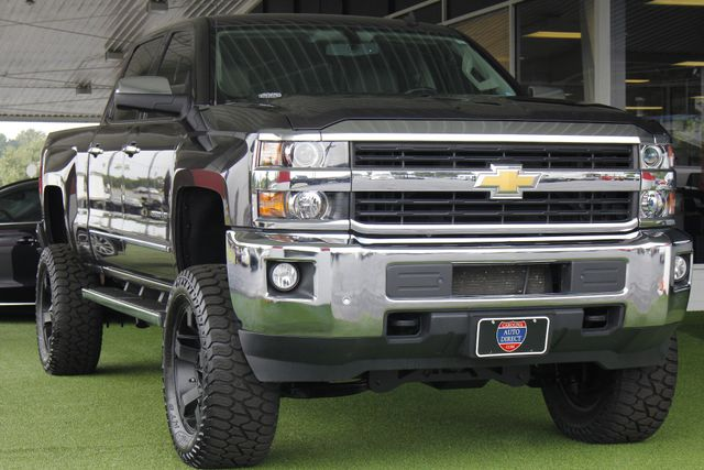 2015 Chevrolet Silverado 2500HD Built After Aug 14 LTZ PLUS Crew Cab 4x4 Z71 - LIFTED Mooresville , NC 26