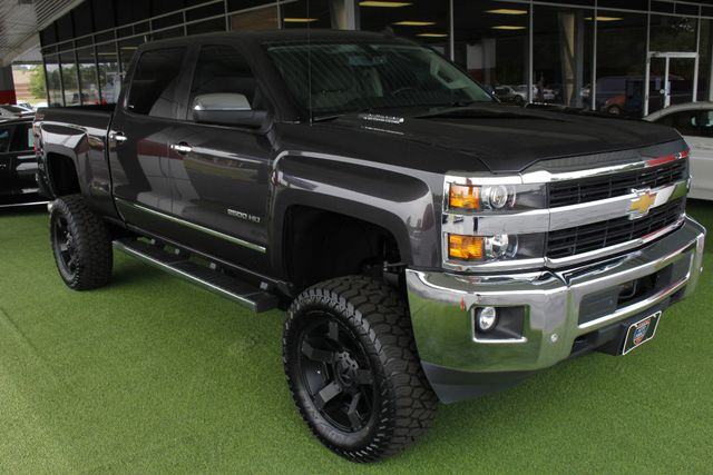 2015 Chevrolet Silverado 2500HD Built After Aug 14 LTZ PLUS Crew Cab 4x4 Z71 - LIFTED Mooresville , NC 22