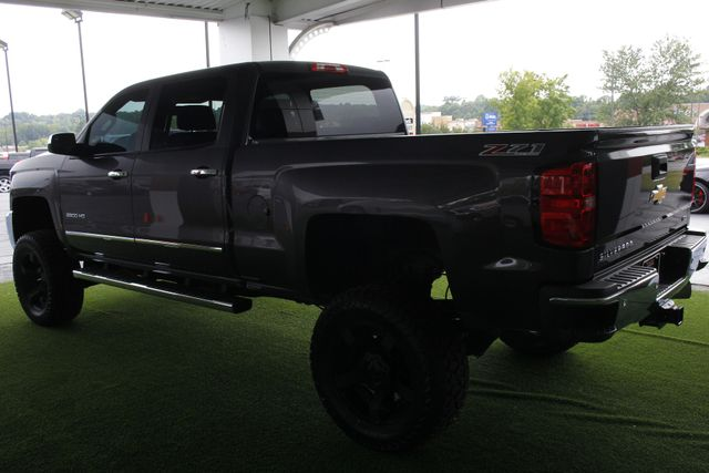 2015 Chevrolet Silverado 2500HD Built After Aug 14 LTZ PLUS Crew Cab 4x4 Z71 - LIFTED Mooresville , NC 25