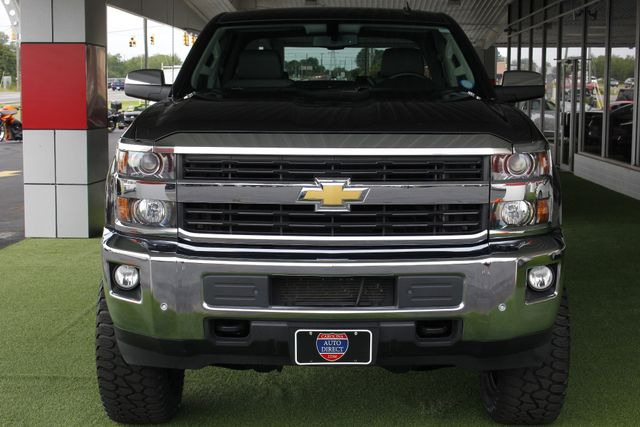 2015 Chevrolet Silverado 2500HD Built After Aug 14 LTZ PLUS Crew Cab 4x4 Z71 - LIFTED Mooresville , NC 15