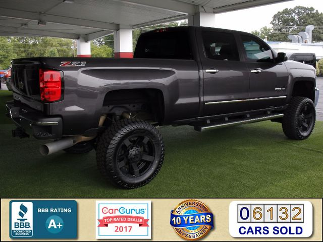 2015 Chevrolet Silverado 2500HD Built After Aug 14 LTZ PLUS Crew Cab 4x4 Z71 - LIFTED Mooresville , NC 2