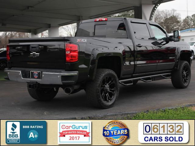 2015 Chevrolet Silverado 2500HD Built After Aug 14 LT Crew Cab 4x4 Z71 - LIFTED - LOT$ OF EXTRA$! Mooresville , NC 2