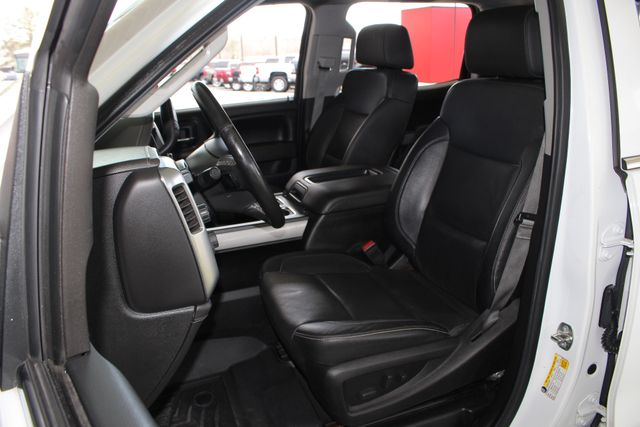 2015 Chevrolet Silverado 2500HD Built After Aug 14 LTZ PLUS Crew Cab 4x4 Z71 - NAV - SUNROOF! Mooresville , NC 8