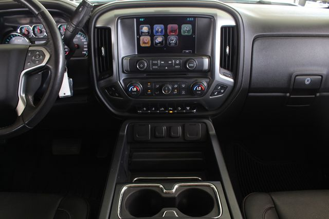 2015 Chevrolet Silverado 2500HD Built After Aug 14 LTZ PLUS Crew Cab 4x4 Z71 - NAV - SUNROOF! Mooresville , NC 10
