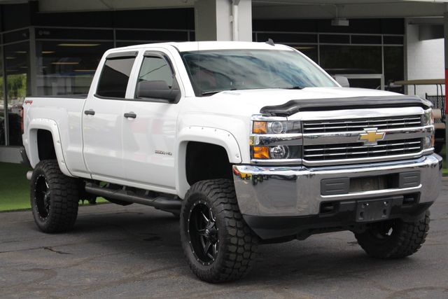 2015 Chevrolet Silverado 2500HD Built After Aug 14 LT Crew Cab 4x4 - LIFTED - LOT$ OF EXTRA$! Mooresville , NC 21