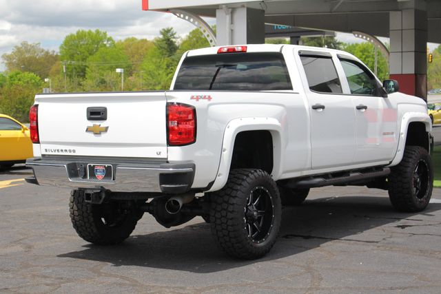 2015 Chevrolet Silverado 2500HD Built After Aug 14 LT Crew Cab 4x4 - LIFTED - LOT$ OF EXTRA$! Mooresville , NC 25