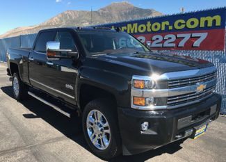 2015 Chevrolet Silverado 2500HD Built After Aug 14 High Country Nephi, Utah 1