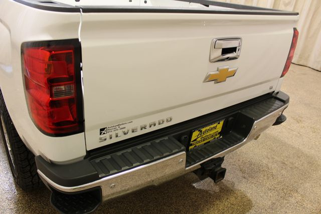 2015 Chevrolet Silverado 2500HD  LT Roscoe, Illinois 9